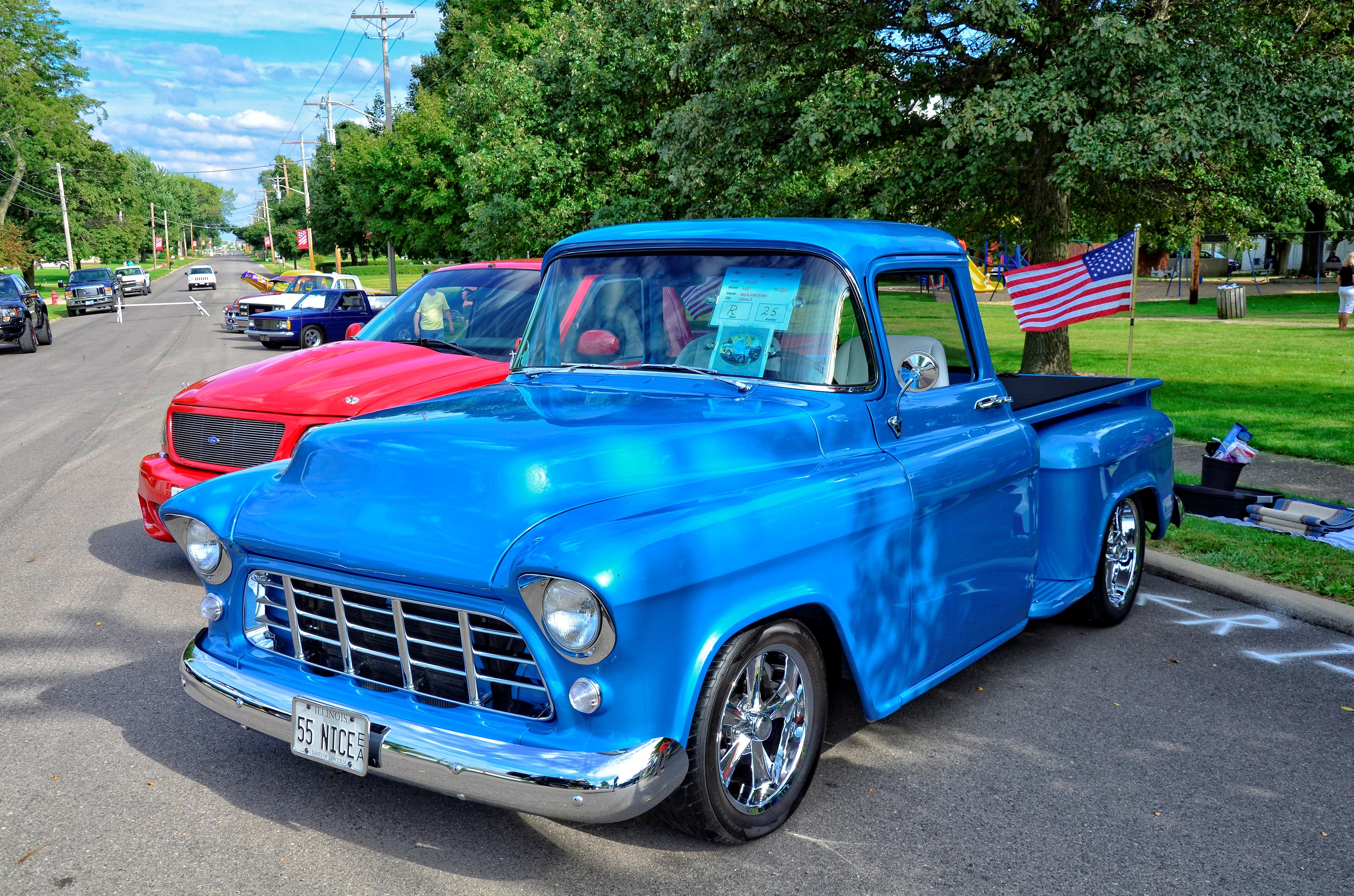 Th Annual Labor Day Weekend Car Show - Car show trophies dash plaques